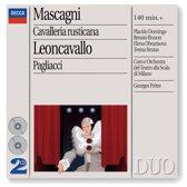 Mascagni: Cavalleria;  Leoncavallo / Pretre, Domingo