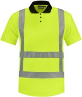 Tricorp Poloshirt RWS - Workwear - 203001 - Fluor Geel - maat S