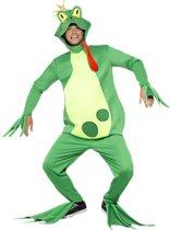 Kikker outfit voor volwassenen  - Verkleedkleding - One size