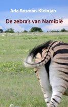 Kleintje Wombat. Verre bestemmingen dichtbij 6 - De zebra's van Namibië