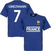 Frankrijk Griezmann Team T-Shirt - XXXL