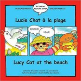 Lucy Cat at the Beach
