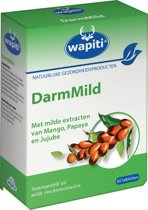 Wapiti Darmmild - 60 Tabletten - Voedingssupplement