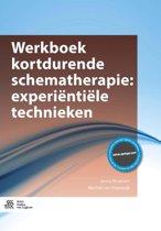 Boek cover Werkboek kortdurende schematherapie: experiëntiële technieken van Jenny Broersen