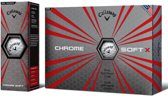 Callaway Chrome Soft X Golfbal 12-Pack Wit