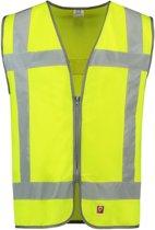 Tricorp Veiligheidsvest RWS vlamvertragend - Workwear - 453007 - Fluor Geel - maat XXL