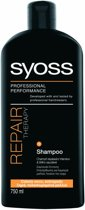 Syoss Shampoo - Repair Therapy 500 ml.
