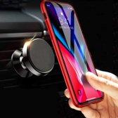 Magneet ZT Autohouder Voor Auto Ventilatierooster houder Geschikt o.a. voor uw iPhone 7 8 X XS XR MAX, Samsung Galaxy A50 A70 S9 S10, HTC, Nokia, Huawei, LG, Sony etc.