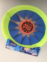 aqua splash fun frisbee.