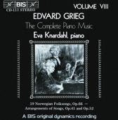 19 Norske Folkeviser Op.66 -Eva Knardahl, Piano