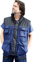 Størvik Bodywarmer Heren Donkerblauw - Maat 3XL (58) - Marcus