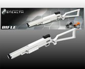 Petron Stealth Rifle Geweer Kunststof Wit