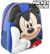 Disney Rugzak Mickey Mouse 3d Blauw 7 Liter