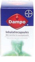 Dampo Inhalatie -  Keelcapsules - 20 stuks