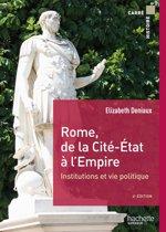 Rome, de la cité État à l'Empire