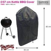 Garden Impressions - Coverit - BBQ hoes - 57cm - Ø64xH82