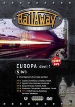 RAIL AWAY - Europa box deel 1