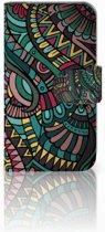LG L90 Boekhoesje Design Aztec