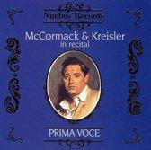 John Mccormack & Fritz Kreisler In Recital