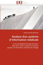 Analyse d''un Syst�me d''information M�dicale