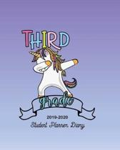 Third Grade 2019-2020 Student Planner Diary