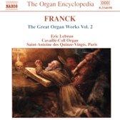 Organ Encyclopedia - Franck: The Great Organ Works Vol 2