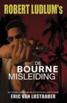 Boek cover De Bourne misleiding van Eric van Lustbader (Paperback)