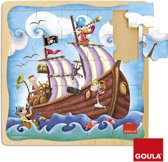 Piraten Puzzel