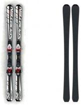 Cobalt white Ski's