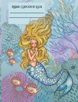 Mermaid Comp Book