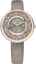 Swarovski Crystal horloge  - Grijs