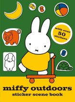 Miffy Outdoors Sticker Scene Book