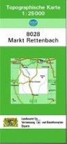 Markt Rettenbach 1 : 25 000