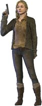 Figurines WALKING DEAD - Action Figure - Serie 9 - Beth Greene
