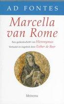 Ad Fontes 5 - Marcella van Rome