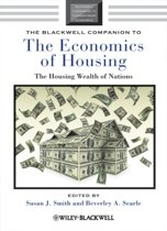 The Blackwell Companion to the Economics of Housing