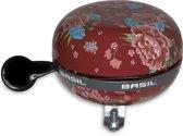 Basil Bloom Big Bell Fietsbel - Scarlet Red