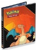 Pokémon Verzamelmap Charizard 4-pocket - Pokémon Kaarten