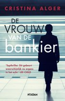 Boekomslag van 'De vrouw van de bankier'