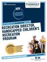 Recreation Director, Handicapped Chldren's Recreation Program