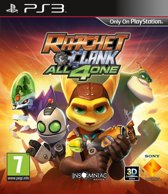 Ratchet & Clank: All 4 One /PS3
