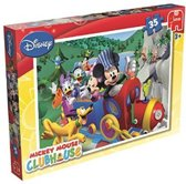 Mickey Mouse Puzzel, 35st.