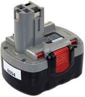 Huismerk Accu voor Bosch gereedschap - 14,4V - NiMH - 3000mAh