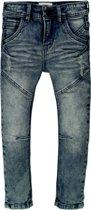 jongens Broek Tumble 'N Dry Jongens Broek - Blauw - Maat 128 8719047138615
