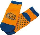 Aquasokken Flipper Swimsafe oranje blauw maat 27 30