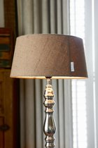 Rivièra Maison Linen natural Lamp shade - Lampenkap - 30 x 35 cm - Natural - Wol