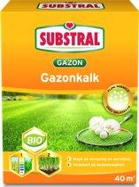 Gazonkalk Evergreen - 4 kg - set van 3 stuks