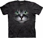 Cyperse kat/poes T-shirt voor volwassenen XL