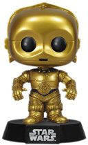 FUNKO Pop! Star Wars: C-3PO Collectible figure Star Wars