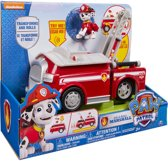 Paw Patrol Deluxe Voertuig Marshall on-a-roll